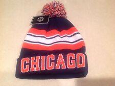 Chicago Toboggan with Pom Pom Hat-BNWT's