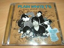 Plain White T's Every Second Counts CD