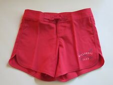 NWT Billabong 5 Girls Red Boardshorts Board Shorts Swimsuit Coverup Summer