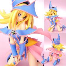 "KOTOBUKIYA Yu-Gi-Oh! 7"" Dark Magician Girl Mana Kids Action Figure Toys In Box"