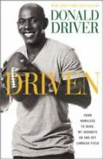 From Homeless to Hero, My Journeys on and off Lambeau Donald Driver BOOK PACKERS