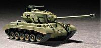 M26e2 Pershing Tank 1:72 Plastic Model Kit TRUMPETER