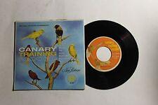 HARTZ MOUNTAIN MASTER Canary Training Record 45 606 US VG++ RARE JAZZ/ INSTC B6