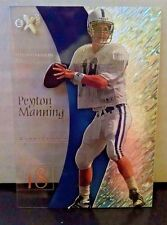 1998 E-X2001 #54 Peyton Manning Rookie Card Team: Indianapolis Colts