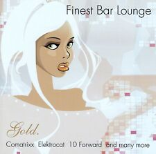 FINEST BAR LOUNGE - GOLD / CD - TOP-ZUSTAND