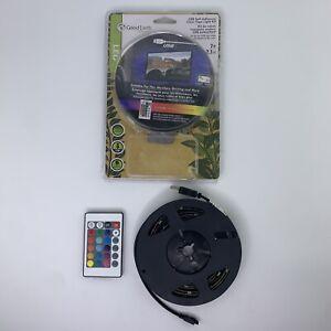 Good earth LED USB Self-Adheisive Color Tape Light Kit AC1213-BKG-07LF2-G