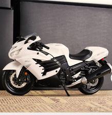 MAISTO Model 1/12 Scale Kawasaki Ninja ZX-14R Diecast Motorcycle Racing Moto