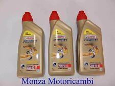 OLIO MOTORE CASTROL POWER 1 4T 20W-50 3 LITRI (MINERALE)