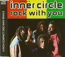Maxi CD - Inner Circle - Rock With You (Remixes) - #A1873
