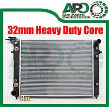 Heavy Duty 32mm Core RADIATOR HOLDEN COMMODORE VN VP VR VS V6 8/88-9/97 + Cap