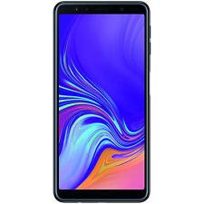 Samsung Galaxy A7 2018 (A750F) - 64 GB - Schwarz