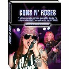 Guns N' Roses Rock Case Studies DVD & Book Music