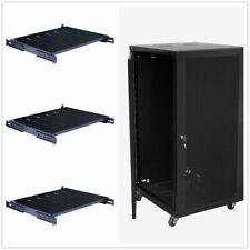 18u Network Cabinets Network Server Cabinet Rack Enclosure meshed Door Lock