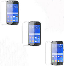 3 X Clear Screen Protector Guard Film For Samsung Galaxy Ace Style LTE G357
