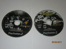 Playstation 2 - Lot Of 2 The Getaway Games - Black Label - Disc Only