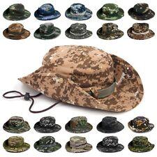 Sombrero Gorra Gorro Camuflaje Camo Ejército Militar Caza Viaje Cámping Pescar