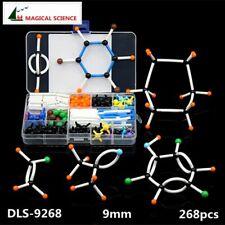 268pcs Molecular Model Set DLS-9268 Organic Chemistry Molecules Structure Mod…