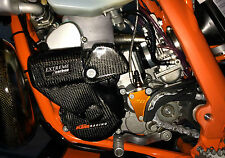 CARBON STARTER DRIVE COVER KTM EXC 250/300 2011-16 Ref: 55140040144