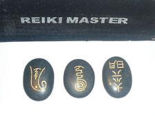 SET RUNE MASTER REIKI OSSIDIANA NERA meditazione EBOOK guarigione chakra karuna