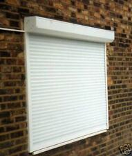 SECURITY ROLLER SHUTTERS - window or door - made to measure - home / commercial