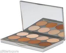 Graftobian HD Pro Powder™ Foundation Palette, Neutral Shades - 8 Pressed Powders