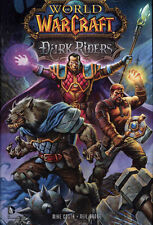 WORLD OF WARCRAFT: DARK RIDERS HARDCOVER Fantasy Video Game DC Comics HC