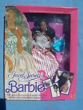 JEWEL SECRETS BARBIE DOLL  Mattel 1986