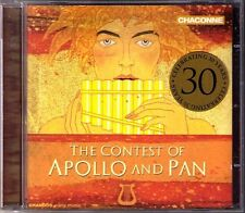 THE CONTEST OF APOLLO & PAN Castello Frescobaldi Marini Bertoli Turini Rossi CD
