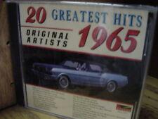 20 ORIGINALS 1965 PITNEY DORSEY HONDELS SLEDGE SEALEDCD