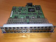 HP ProCurve GL Switch Module 24 port 10/100 TX J4862B 4108 4104 gl