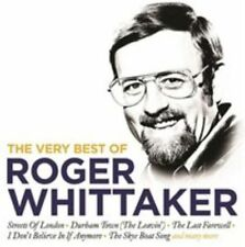 The Very Best of Roger Whittaker 0600753483886 CD