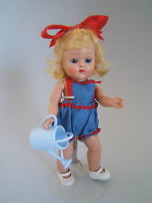 "Vintage 1952 Vogue 8"" GINNY Doll Painted Lash Strung in Sunsuit"