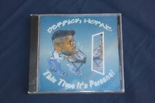 DERRICK HORNE CD!  THIS TIME IT'S PERSONAL BRAND NEW STILL IN FACTORY WRAPPER