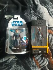 Ahsoka Tano Anakin skywalker target walmart Star Wars Black Series EXCLUSIVE lot