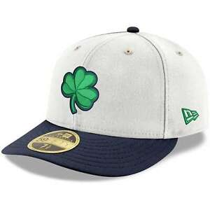 Notre Dame Fighting Irish New Era Basic Low Profile 59FIFTY Fitted Hat -