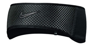 Nike 360 Running Headband Men's Black/White