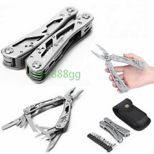 24 Tools in One Multi Tool Pliers Convenient Trim Kitchen Lederman Camping Ganzo