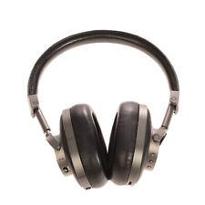 RRP €200 MASTER & DYNAMIC MW60 Wireless Over Ear Headphones Leather Headband