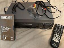 JVC SR-V10U SVHS Video Cassette Recorder