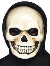Calidad De Plástico cráneo máscara Halloween Tenebroso Fancy Dress Horror Esqueleto