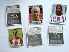 Panini Champions of Europe 1955 - 2005 05 - Sticker aussuchen select CL League