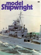 Model Shipwright No 48  (Conway 1984 1st)