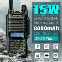 Baofeng UV-5R/UV-82/UV-9R Plus/BF-888S Two Way Radio Walkie Talkie UHF VHF 128CH