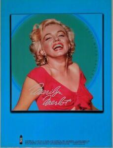 2013 Marilyn Merlot Poster,Marilyn Monroe, Marilyn Wines, Rare