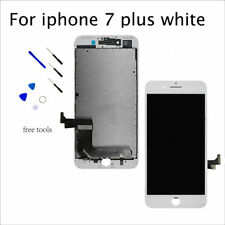 """iPhone 7 Plus 5.5"""" Replacement LCD & Touch Screen Digitizer Glass - White"""