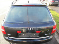 Heckklappe Audi A6 4B Avant FACELIFT EBONYSCHWARZ LZ9W Klappe schwarz