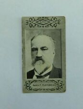 1901 Cigarette Card American Tobacco Company ATC Australian Parliament Playford