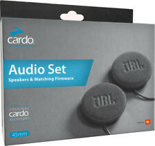 Cardo 45mm JBL Audio Set Helmet Speakers, 3.5mm Jack 42mm Base SPAU0010