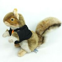 BankWest Squirrel Garry Gary plush soft toy Bank West Hansa