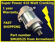 NEW STARTER MOTOR 2014 2015 KTM Freeride 250 R 250R  MOTORCYCLE  410 WATT 410W